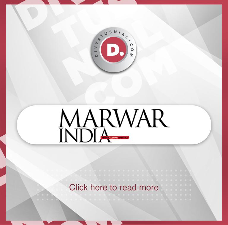 MARWAR <br>INDIA