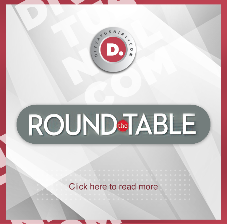 ROUND THE TABLE <br>MDRT